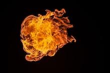मध्य प्रदेश: पुलिस परिसर ही महफूज नहीं, थाने में गाड़ियां जलाकर बदमाश हुआ फरार