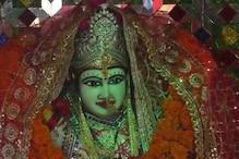 PHOTOS: गर्जिया देवी मन्दिर के कपाट खुले लेकिन अभी घंटी बजाने की अनुमति नहीं, श्रद्धालुओं में मायूसी