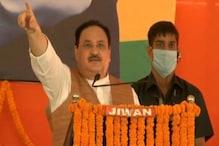 गया में चुनावी जनसभा कर जेपी नड्डा बोले- PM मोदी ने बदली राजनीति की 'संस्कृति'