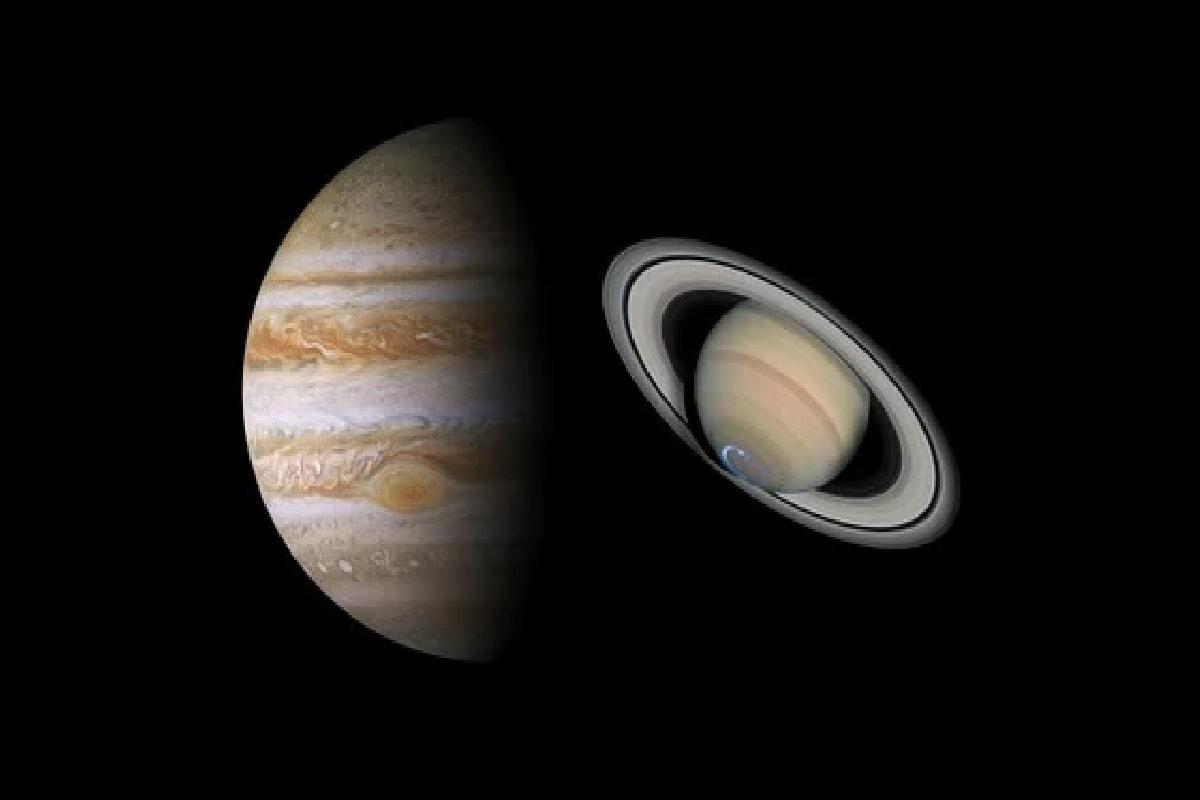 Saturn, jupiter, solar system,, Space, Earth,,Magnetism, meteorites,