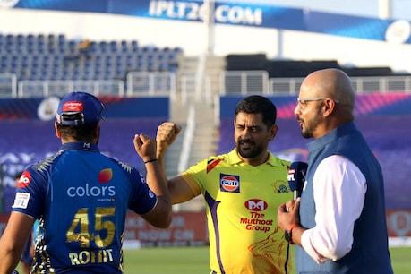 IPL: चेन्नई सुपर किंग्स का आज चैंपियन मुंबई इंडियंस से 'करो या मरो' का मुकाबला