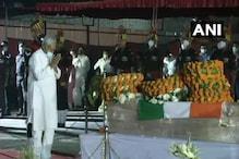 पटना पहुंचा रामविलास पासवान का पार्थिव शरीर, आज होगा अंतिम संस्कार