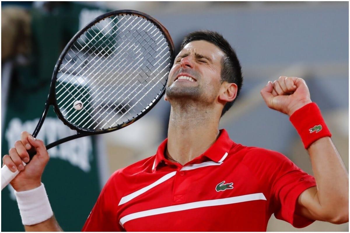 Novak Djokovic, French Open