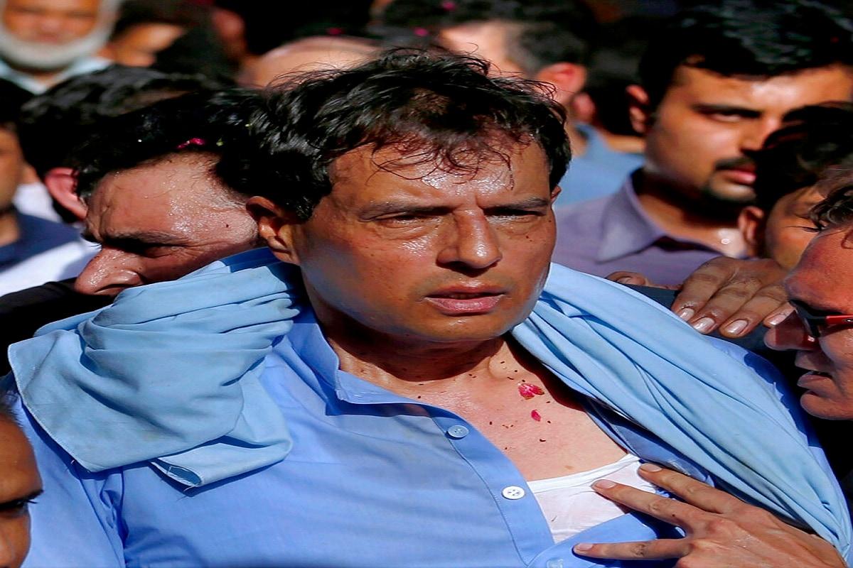 Mohammad Safdar, Arrested By Pakistan Police