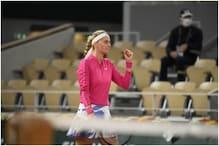 फ्रेंच ओपन:  क्वॉर्टर फाइनल में पहुंचे जोकोविच और क्वितोवा