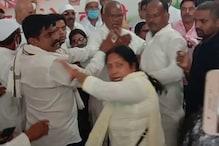देवरिया: महिला नेता की पिटाई पर NCW ने लिया संज्ञान, जांच के आदेश