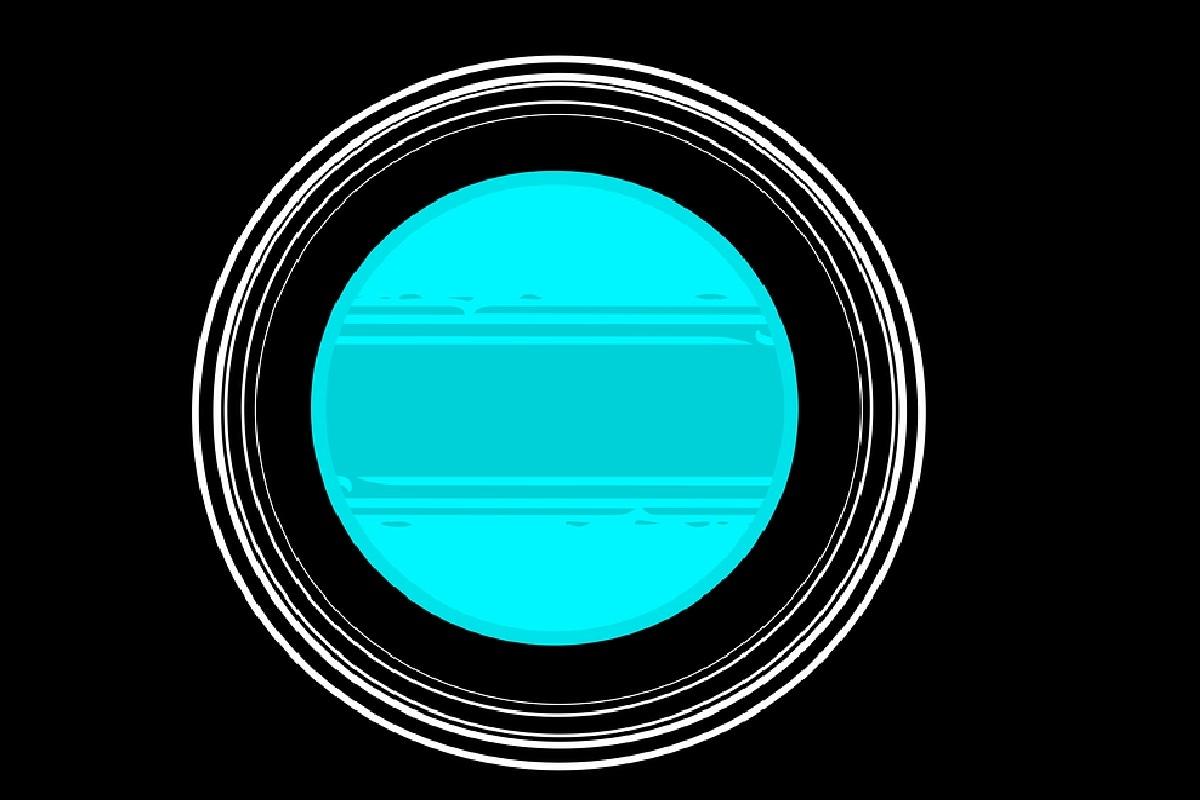 Uranus Rings, Axis,