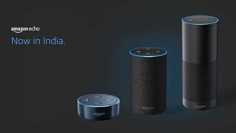 Alexa-powered Echo speakers: ग्रेट इंडियन फेस्टिवल सेल के तहत अमेजोन इको (Echo) प्रोडक्ट्स की पूरी श्रृंखला पर छूट दे रहा है. कंपनी इन स्पीकर्स पर 50 फीसदी से ज्यादा की छूट दे रही है. अपनी वेबसाइट पर दिए गए जानकारी के अनुसार, 4,499 रुपये की कीमत वाली Echo Dot 3rd Generation, 2,249 रुपये में उपलब्ध होगा, 5,999 रुपये की कीमत वाली Echo Input की कीमत छुट देने के बाद 2,749 रुपये हो जायेगा, Echo 3rd Generation, 9,999 रुपये की कीमत के विपरीत यह 6,999 रुपये में बिक्री के लिए उपलब्ध होगा. Echo Dot with Clock की कीमत 5,499 रुपये से कम होकर 2,749 रुपये हो जायेगा. 14,999 रुपये वाली Echo Plus की कीमत मात्र 7,499 रुपये होंगी, 22,999 रुपये कीमत वाली Echo Studio, 18,999 रुपये में उपलब्ध होगा. Echo Show 8 और Show 5 भी रियायती कीमतों के साथ उपलब्ध होंगे जो अभी तक स्पष्ट नहीं हैं.