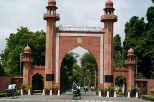 अलीगढ़ मुस्लिम यूनिवर्सिटी.