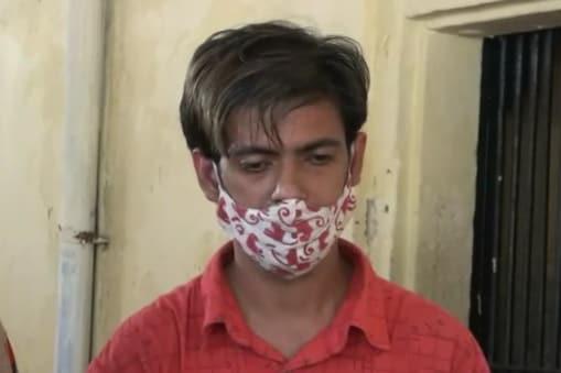 आरोपी को पुलिस ने मुंबई से गिरफ्तार किया है.