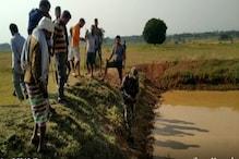 गुमला: गांव के बाहर खेत में भाई-बहन का शव मिलने से इलाके में फैली सनसनी