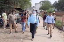 हाथरस कांड: आरोपी लवकुश के घर CBI की छापेमारी, 'खून' से सने कपड़े बरामद