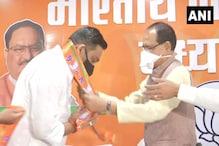 MP By-Election: विधायकी छोड़ BJP में शामिल हुए राहुल लोधी, भड़की कांग्रेस