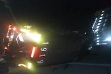 यमुना एक्सप्रेस-वे पर एक्सीडेंट में कार के परखच्चे उड़े, 2 महिलाओं की मौत