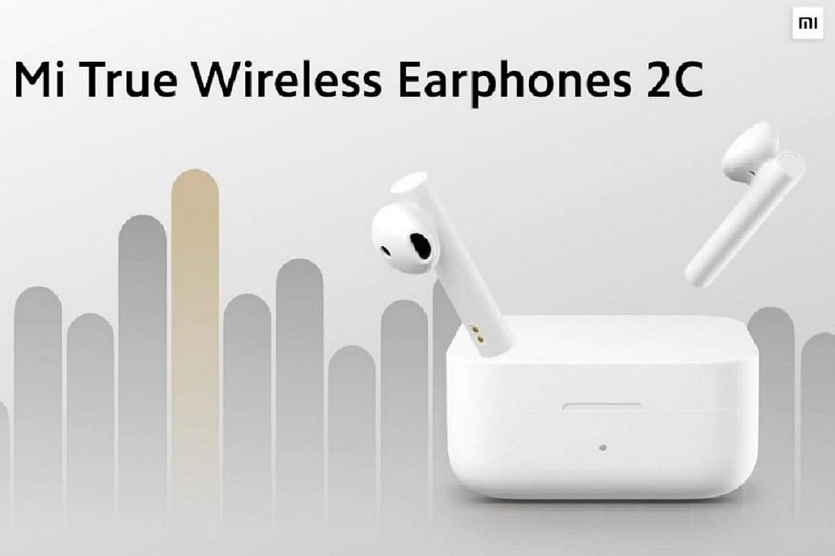Xiaomi launched Mi True Wireless 2C Earphones in India today, price is Rs.