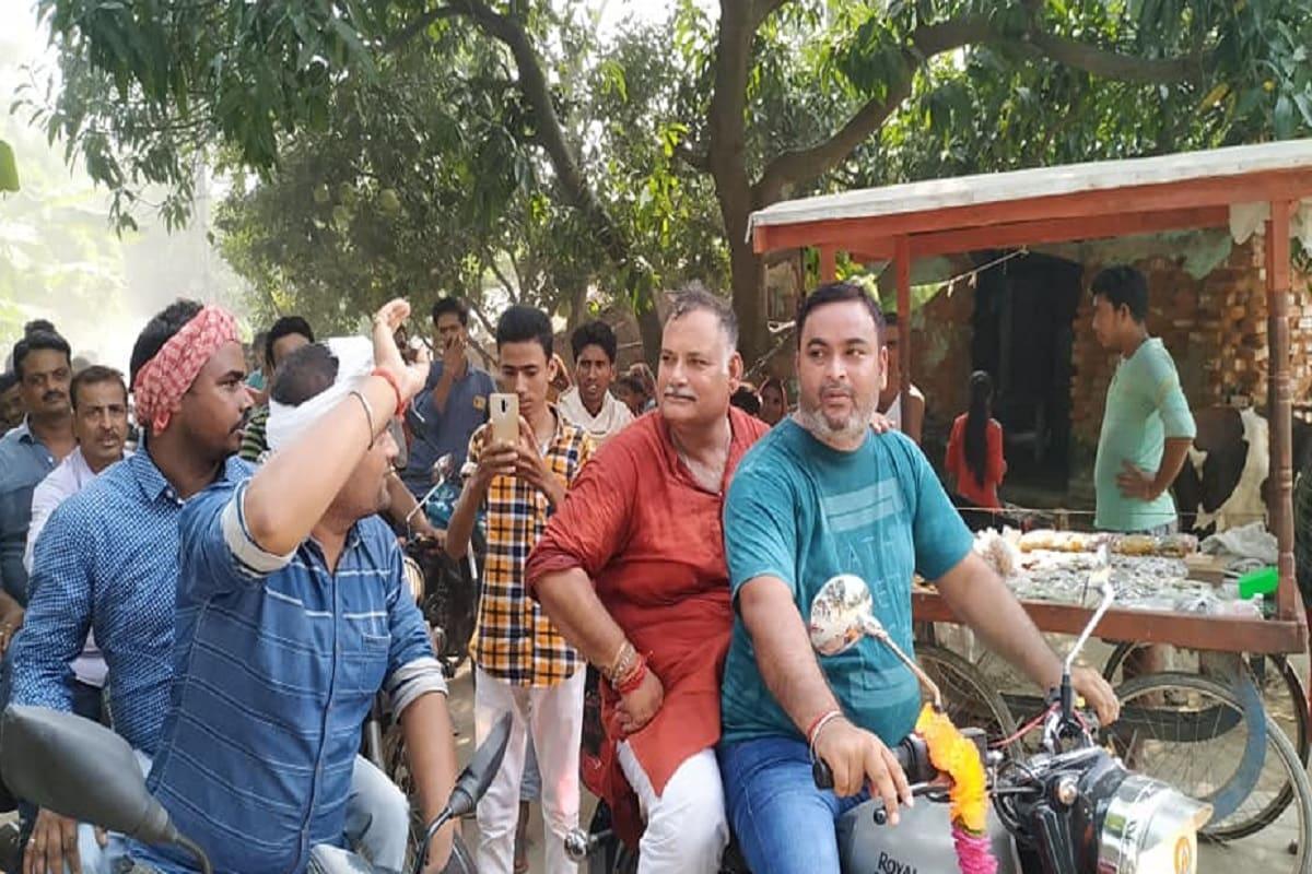 Munna shukla, Bahubali Munna shukla, don munna shukla, chhotan shukla, muzaffarpur, g krishrammaiya, ias officer, vrijbihari prasad, bihar minister, Bahubali Vijay kumar shukla, Vijay kumar shukla, Bihar Bahubali, Bahubali from Bihar, Bihar Election 2020, bihar elections 2020, bihar election news, bihar assembly election news, मुन्ना शुक्ला, बाहुबली मुन्ना शु्क्ला, अपराध की दुनिया में कैसे आया मुन्ना शुक्ला, छोटन शुक्ला, कौन था छोटन शुक्ला, लालगंज, एमएलए, विधायक, बृजबिहारी प्रसाद, वृजविहारी प्रसाद, मंत्री बिहार सरकार,शुक्ला वैशाली संसदीय क्षेत्र में पड़ने वाले लालगंज विधानसभा सीट से अपना किश्मत आजमा रहे हैं.