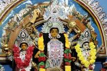 Navratra Spl:253 साल पुरानी मां दुर्गे की प्रतिमा का अबतक नहीं हो पाया विसर्जन