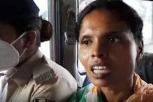 पुलिस को चकमा देकर किया नामांकन, स्क्रूटनी के दौरान महिला नक्सली गिरफ्तार