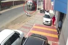 OMG VIDEO: ट्रक के नीचे आया 10 साल का बच्चा, मगर खरोंच तक नहीं आई