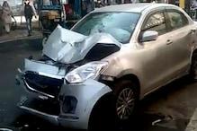 PHOTOS: पानपीत में तेज रफ्तार कार ने दो बाइक सवारों को मारी टक्कर, दोनों की मौत