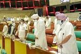 कृषि कानून के विरोध में पंजाब सरकार ने विधानसभा में नहीं पेश किया बिल, हंगामा