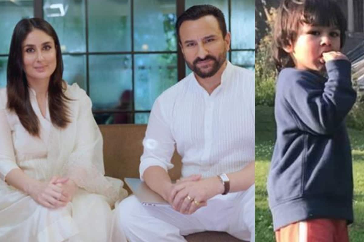 Saif Ali Khan, Kareena Kapoor Khan, Taimur Ali Khan, Taimur Ali Khan likes Ramayan