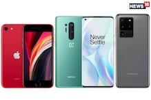 Amazon, Flipkart Sale: Samsung, Apple सहित इन फोन पर मिल रही 40,000 रु की छूट
