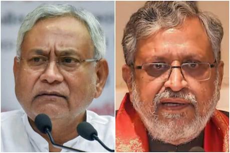 कांग्रेस ने नीतीश और सुशील मोदी को नया नाम दिया है.