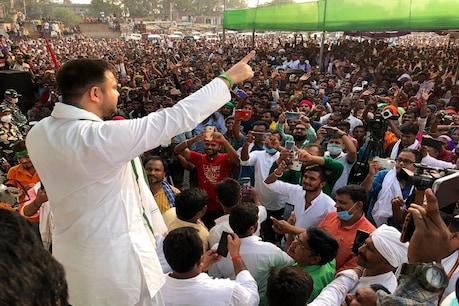 उन्होंने कहा कि यदि उनकी सरकार बिहार में बनती है तो हम सबको साथ लेकर चलेंगे और तरक्की का काम करेंगे. (फाइल फोटो)