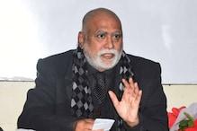 ख़्वाजा मोईनुद्दीन चिश्ती विवि के कुलपति पर लगा साहित्यिक चोरी का आरोप