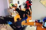 VIDEO: बंदूक लेकर घुसे बदमाश, मां-बहन को बचाने के लिए भिड़ गया 5 साल का बच्चा