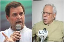 शिवानंद के राहुल पर बयान से भड़की कांग्रेस, गोहिल ने कहा- वो JDU के वफादार