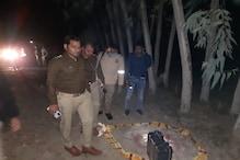 पुलिस मुठभेड़ में 25 हजार का इनामी बदमाश गिरफ्तार, दूसरा फरार होने में कामयाब