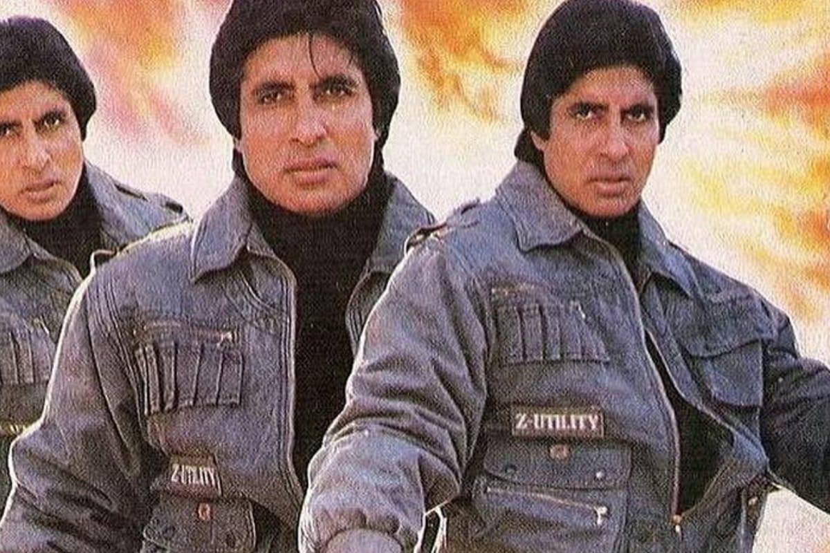नई दिल्ली. बॉलीवुड के महानायक अमिताभ बच्चन (Amitabh Bachchan) ने अपने इंस्टाग्राम अकाउंट पर अपनी एक तस्वीर शेयर की है, जो उनकी किसी फिल्म का पोस्टर है. अमिताभ ने बताया कि यह फिल्म कभी बन नहीं पाई. वहीं, उनकी इस तस्वीर को देख लोग कह रहे हैं कि अगर यह फिल्म बनी होती तो सुपरहिट होती. वैसे अमिताभ के करियर में ऐसी कई फिल्में हैं, जो कभी बन नहीं पाई. आज हम आपको अमिताभ की उन 5 फिल्मों के बारे में बताने जा रहे हैं, जो आप अब कभी नहीं देख पाएंगे, क्योंकि अमिताभ की ये 5 फिल्में बन ही नहीं पाई. (फोटो साभारः Instagram @amitabhbachchan)