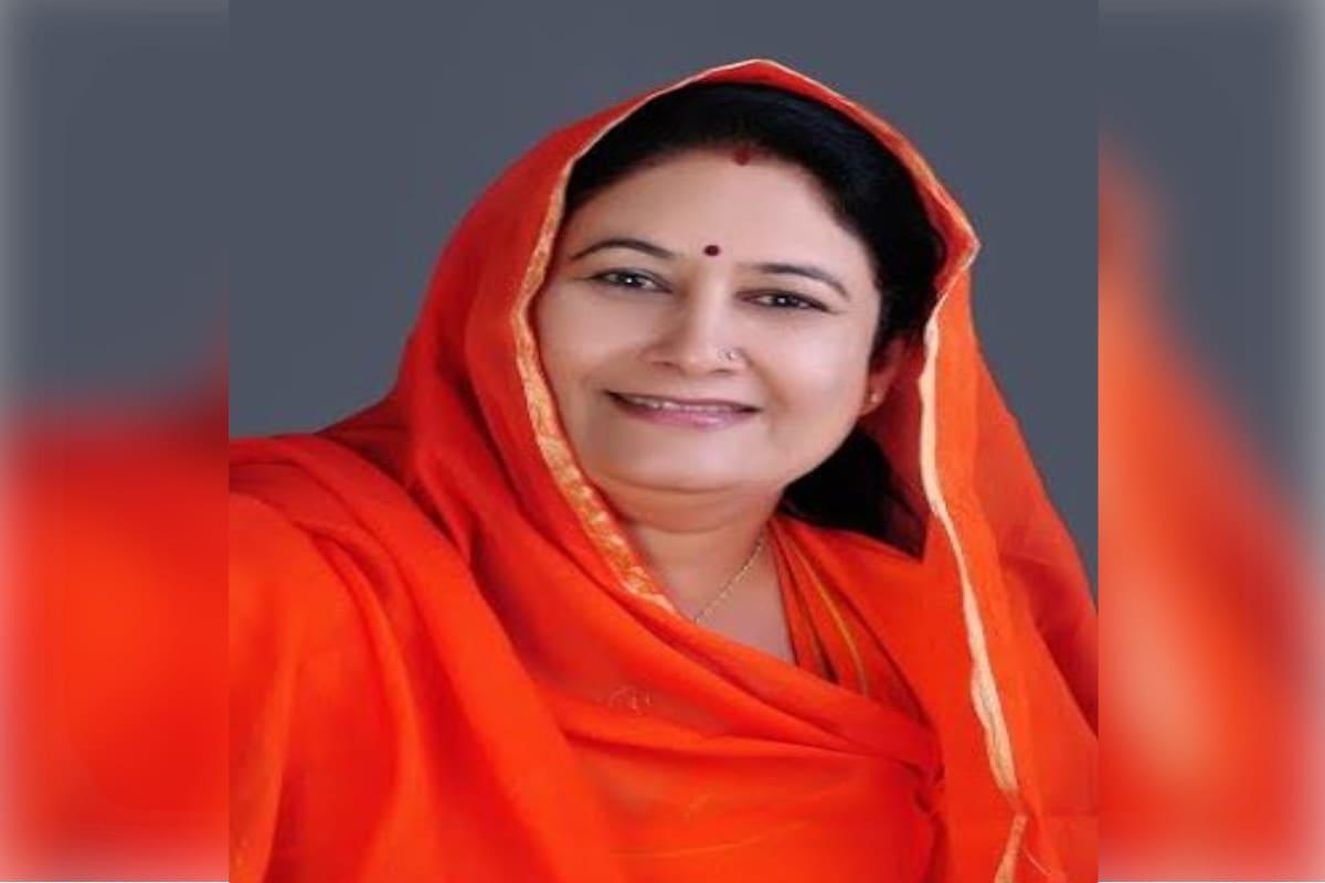 स्मृति शेष: 24 साल की उम्र में राजनीति में आई थीं किरण माहेश्वरी, तस्वीरों में देखें राजनीतिक सफर Rajasthan- Jaipur- Udaipur- Rajsamand- Covid-19- BJP MLA Kiran Maheshwari Passed away- entered politics at the age of 24