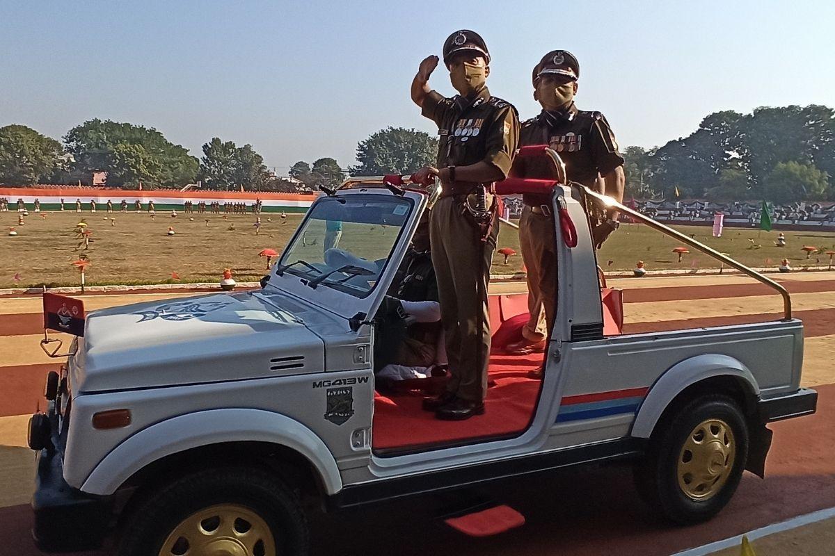उत्तराखंडः विदाई समारोह में भावुक हुए DGP अनिल रतूड़ी, नए डीजीपी अशोक कुमार संभालेंगे कार्यभार