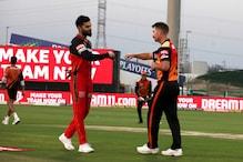 रॉयल चैलेंजर्स बैंगलोर IPL 2020 से बाहर, हैदराबाद ने बनाई क्वालिफायर में जगह