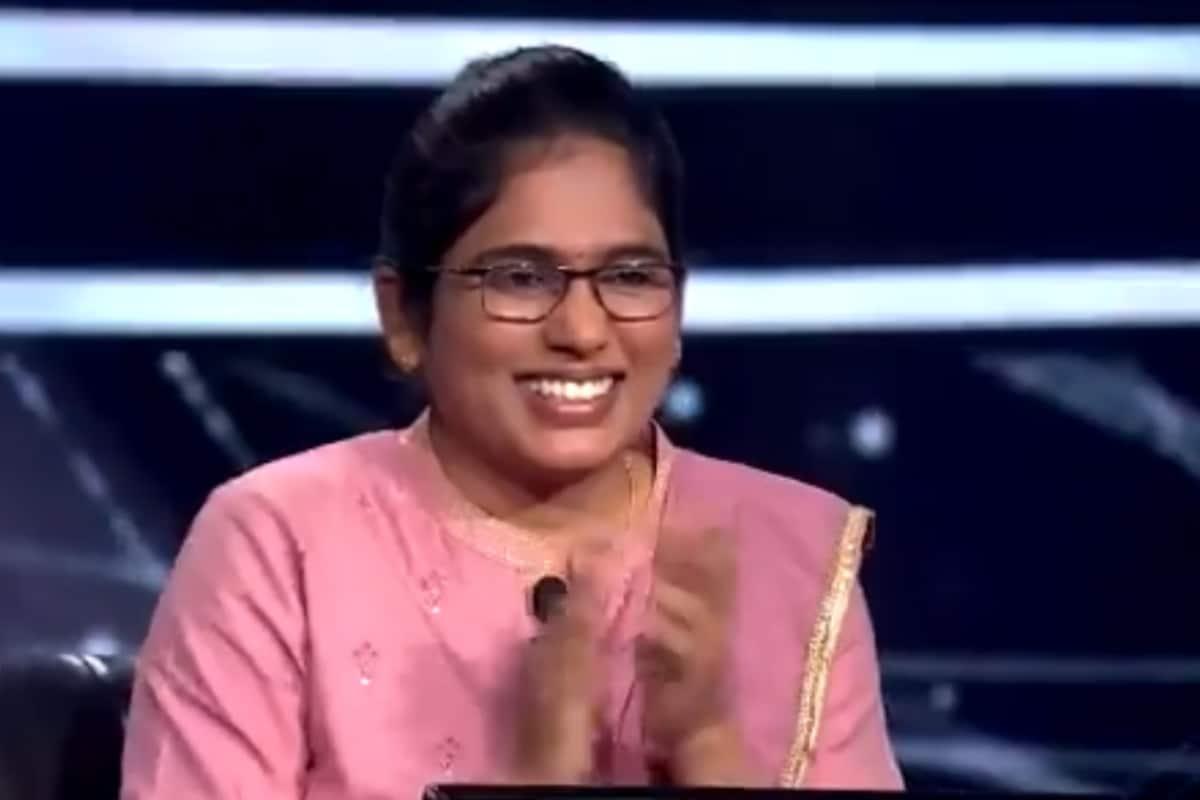 KBC 12: महिला फॉरेस्ट रेंजर से इतने इंप्रेस हुए अमिताभ बच्चन, बुलाया- सर मैडम