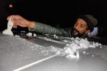 Weather update: राजस्थान में सर्दी ने छुड़ाई कंपकंपी, माउंट आबू में जमी बर्फ