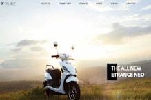 प्योर ईवी (PURE EV) अगले महीने लॉन्च करेगा Etrance Neo स्कूटर, एक बार चार्ज होने पर चलेगा 120 किमी
