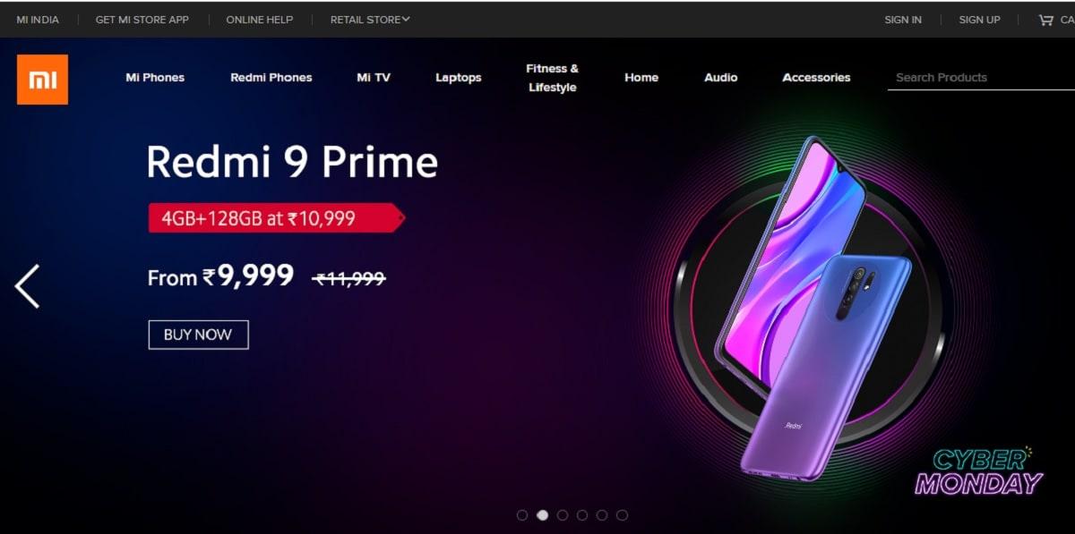 Redmi 9 Prime पर ऑफर भी दिया जा रहा है. (Photo: Mi)
