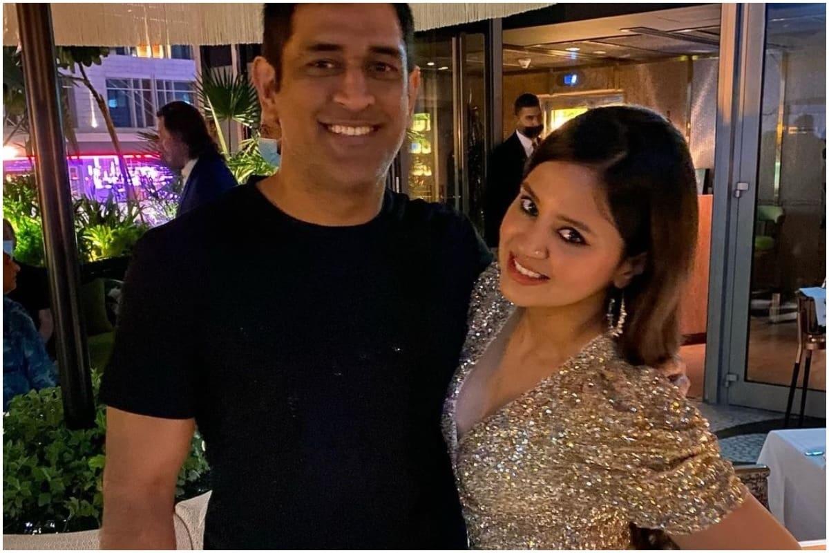 MS Dhoni, Sakshi Dhoni