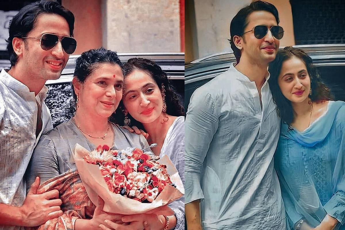 शाहीर शेख ने अपनी गर्लफ्रेंड रुचिका कपूर से की कोर्ट मैरिज, वायरल हुईं PICS