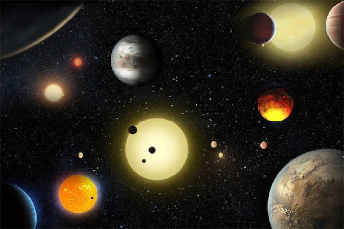 Space, Solar system, Sun, Simulation,