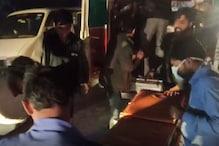 DSP ने जान पर खेलकर पूरे परिवार को बचाया,धू-धू कर जल रही कार में फंसे थे 6 लोग