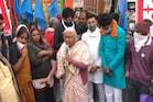 Farmer Protest: दिल्ली आ रहीं मेधा पाटकर को आगरा में रोका गया, ग्वालियर हाइवे पर भीषण जाम, देखें Photos