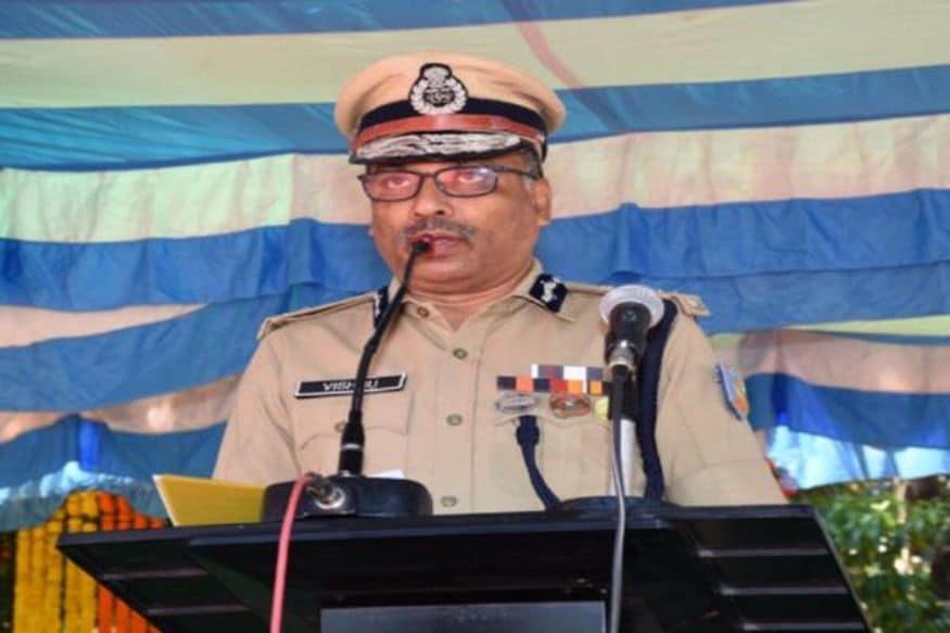 DGP of jharkhand, MV Rao, Shoot, Armed Criminals, dumka, crime, crime news, singham, झारखंड के डीजीपी, एमवी राव, शूट, सशस्त्र अपराधी, दुमका, अपराध, अपराध समाचार, सिंघम