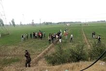 Farmers Protest: प्रशासन द्वारा की गई घेराबंदी नहीं आ रही काम, किसान खेतों के रास्ते बढ़ रहे आगे