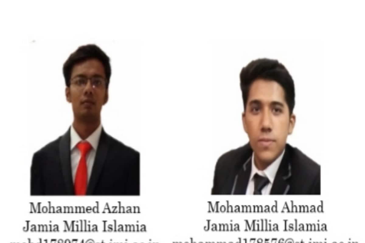 Jamia University, developer circles community challenge, Facebook, vice chancellor, engineering, जामिया विश्वविद्यालय, डेवलपर मंडल सामुदायिक चुनौती, फेसबुक, कुलपति, इंजीनियरिंग