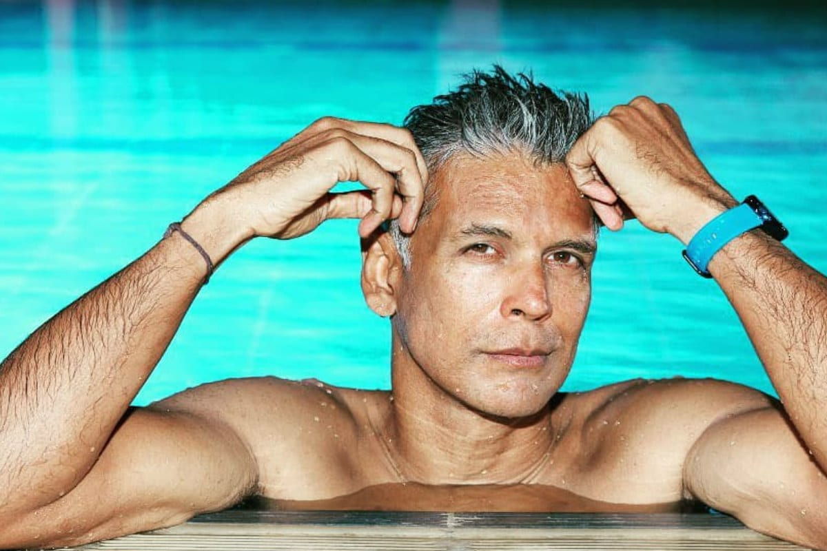 Milind Soman, Actor Milind Soman reacts on Being Booked For Obscenity, social media, viral news, bollywood, news 18 hindi, मिलिंद सोमन